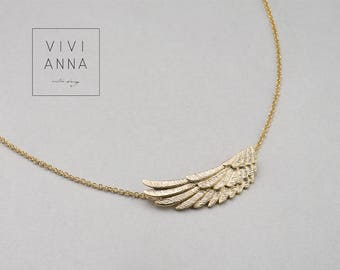 Angel Wing Necklace Choice of N004