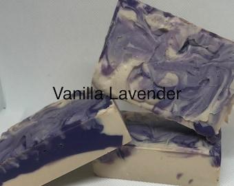 Lavender and Vanilla