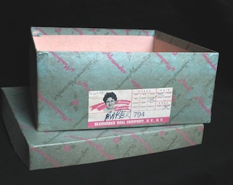 Madame Alexander doll box