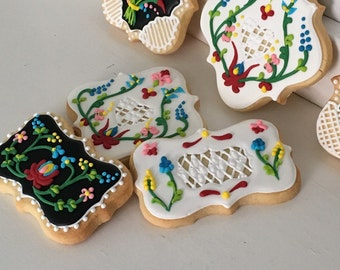 Mother's Day Hungarian Cookies - 1 dozen