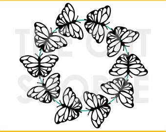The Flutterby Cut File is a background design, that can be used for your scrapbooking and papercrafting projects.