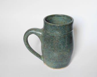 BIG Agate Green Mug
