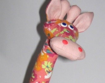 giraffe sewing pattern, giraffe Pattern, giraffe soft toy pattern, Doll sewing pattern, sewing patterns
