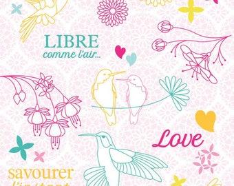 LOT 23 stamp TRANSPARENT clear STAMP Artemio-23 pcs liberty FREEDOM card SCRAPBOOKING 8 pcs