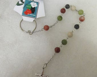 Marble Of Ireland 4 Province Penal Rosary Beads