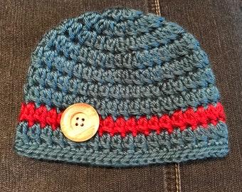 Newborn Baby Little Boy Hat
