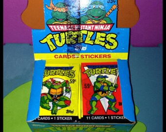 TMNT Trading Cards