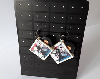 The Who My Generation Album Earrings