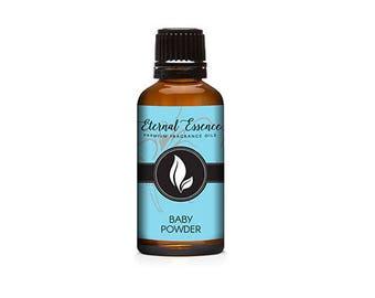 Baby Powder Premium Grade Fragrance Oil - 30ml