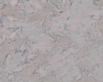Hoffman Fabrics, 1895 Bali Watercolors, Fog, Batik Fabric in Gray, 100% cotton