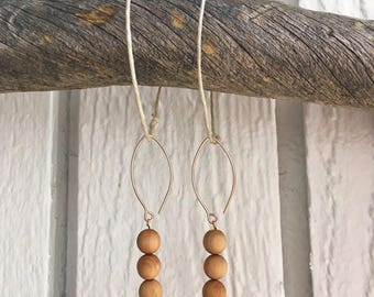 Cypress Earrings