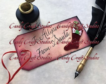 Personalized ** Gift Tag**