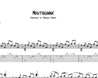 Nistowiak - Acoustic Guitar Sheet Music