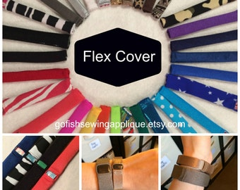 Fitbit Flex 1 band cover, Flex 1 sleep band, Fitbit sleep band