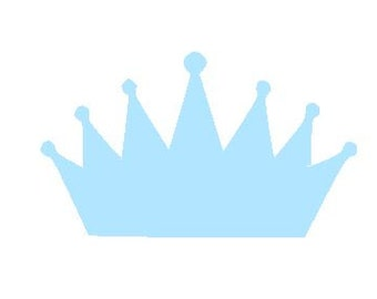 Crown Decal #4