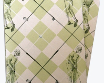 Golf wrapping paper