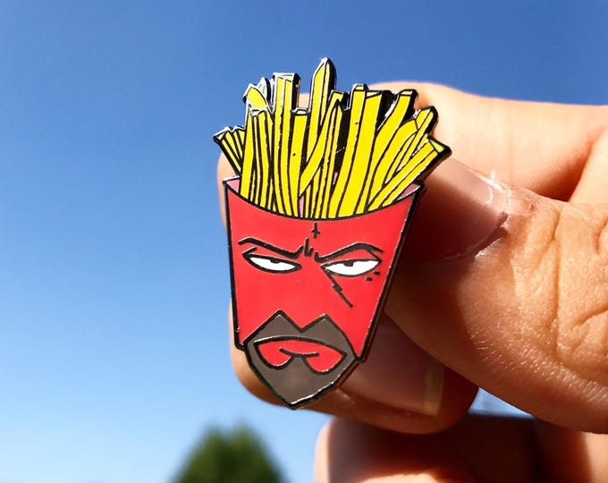Frylock pin