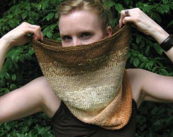 Nea Cowl Knitting Pattern pdf