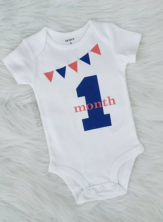 Baby Boy Clothes Baby Girl Clothes Baby Clothing 1 Month
