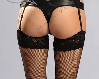 Knickers mature see through