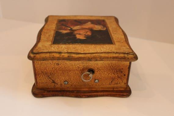 Farrington Jewelry Box Farrington Music Box Keepsake Box