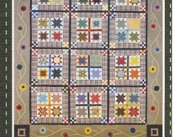 Cabin Fever Quilt Pattern