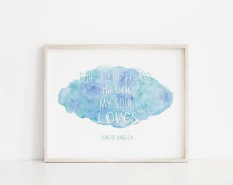 Wall Art/Framed Print/Typography/Inspirational Gift