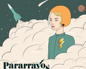 Pararrayos Poster + music download