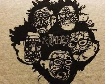 The Rakers Faces Shirt