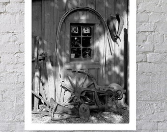 Vintage Imagery Art Print