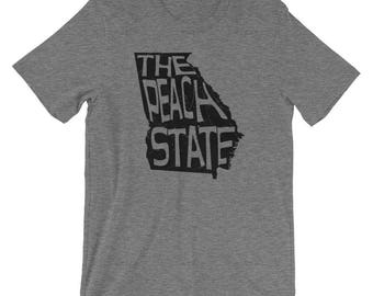 Georgia T-Shirt - The Peach State