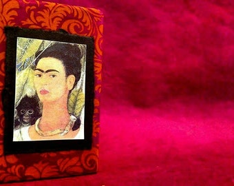 Frida Kahlo - soap 4oz - the art of bath