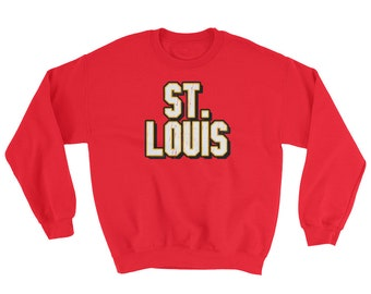 St. Louis Baseball Sweatshirt