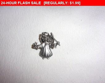 vintage teacher angel pin brooch, estate jewelry