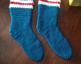 Slipper sock ladies size 7-9