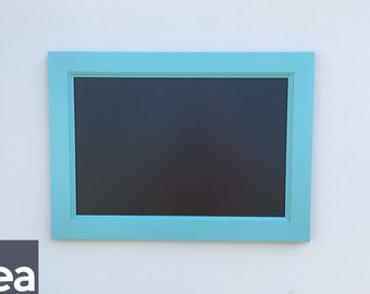 "Large Framed Chalkboard – Single – Chalkboard Framed – 21.25""x15.25"""
