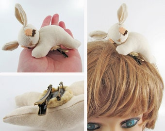 MADE-TO-ORDER ( 1 - 2 Weeks) Sleeping Bambi Baby Corsage-Unbleached colour