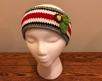 Ohio State Buckeyes Ear Warmer