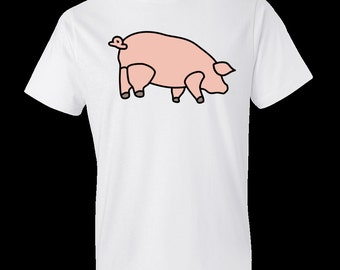 Pink Floyd T-shirt Pig Battersea Power Station Animals