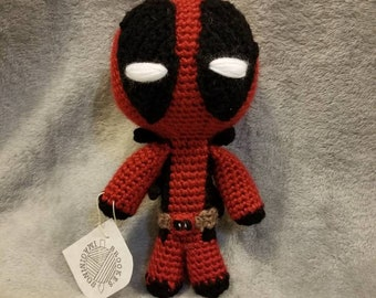 Deadpool Doll
