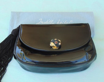 Judith Leiber Clutch , Designers Handbags, 80s Judith Leiber, Neiman Marcus- Saks- Tiffany's- Bloomies Designer Handbags, Highend Purses