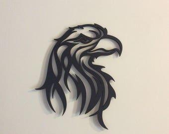 Eagle wall deco