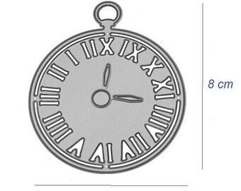 Cutting die dies, watch clock