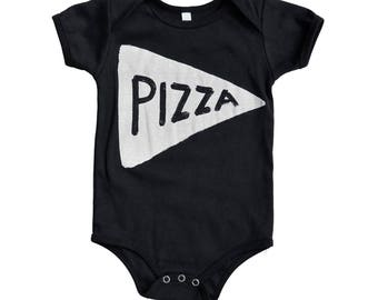 Pizza Baby Girl Clothes, 3-6 6-12 12-18 18-24 months, bodysuit, funny onesie, father's day gift for new dad, baby one piece,  new mom gift