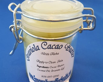 Graviola Infused Body Butter