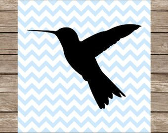 Hummingbird SVG PNG Hummingbird Garden Humming Bird SVG Cutting File Cricut Silhouette Graphic File