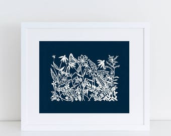 """Archival Art Print 