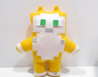 Stampy Longnose Plush Inspired by Minecraft (Unofficial)  Stampy Cat