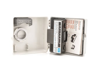 Polaroid PORTRAIT Attachment Kit #541 with flash diffuser for Polaroid Land Cameras 100, 102, 103, 135, 101, 230, 240, 340
