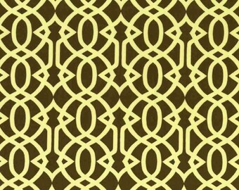 100% premium quilting cotton fabric by the yard, trellis fabric by Paula Prass for Michael Miller, Need more fabric yardage? Just ask